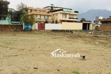 زمین فروشی در ده مرادخان کابل