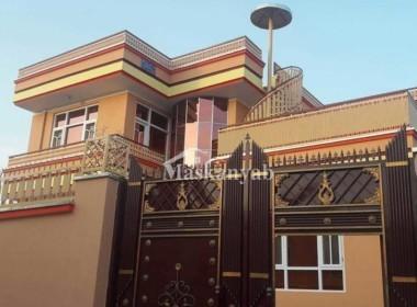 حویلی فروشی دارای 6 اتاق لوکس کابل دارالامان دوغ آباد مجلل