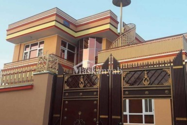 House for Sale in Darulaman, Kabul