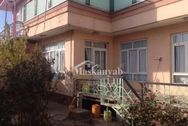 House for Sale on Kotal-e-Shahrak-e-Pamir, Kabul