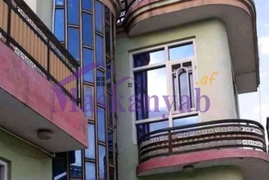Two-Story Beautiful House for Sale in Kabul