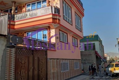Four-Story Concreted House for Sale at Alauddin Crossroad