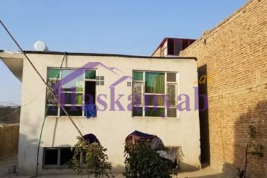 House for Sale in Khaja Rawash Town, District 9, Kabul
