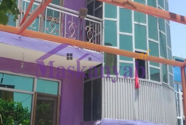 House of Excellent Design for SaleMortgage in Qala-e-Fathullah, Kabul