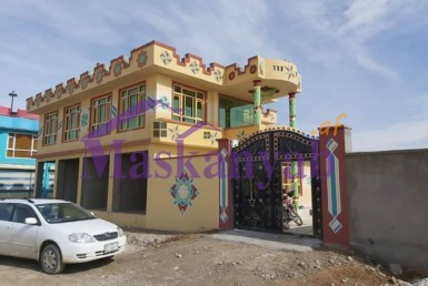 New Concreted House for Sale in Ghazni