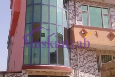 Three-Story House for Sale in Barchi, Kabul