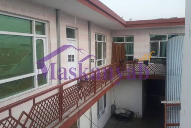 Two-Story House for Sale in Kote Sangi, Kabul