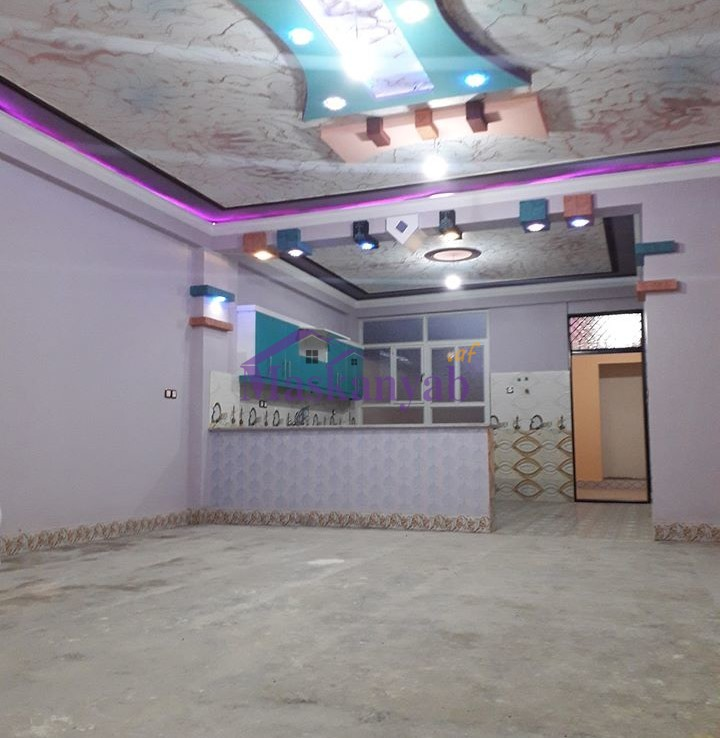 Two-Story New House for Sale in District 9, Herat