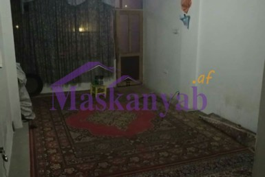 Apartment of Full Amenities for Mortgage on Airport Road, Kabul.