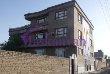 Four-Story House for Sale in Dasht-e-Barchi, Kabul