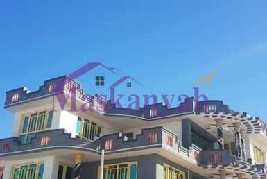 Luxury Three-Story House for Sale in Ghazni