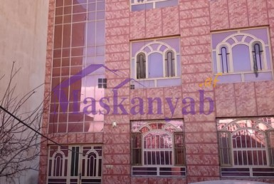 Three-Story House for Rent in Hashimi Road, Herat