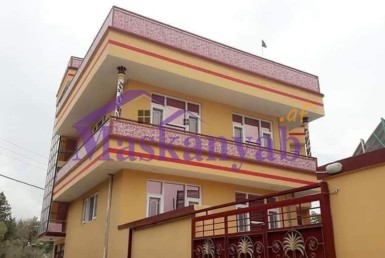 Three-Story House for Sale in District 7, Kabul