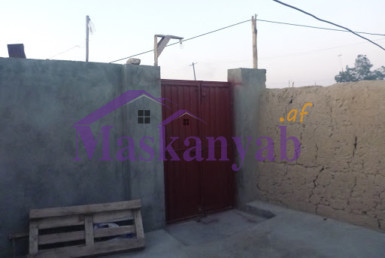 Four Biswa House for Sale in Refugee Town, Ghazni