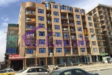 Luxury Four-Room Apartment for Sale in Khoshal Khan, Kabul.