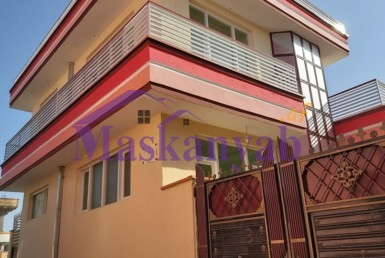 Modern House for Sale in Pol-e-Hassan, Kabul